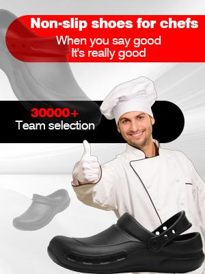 non slip chef clogs