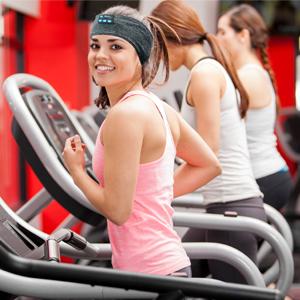 sports headphones gym