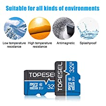 Topesel Micro Sd Memory Card Sd Card Computers Accessories