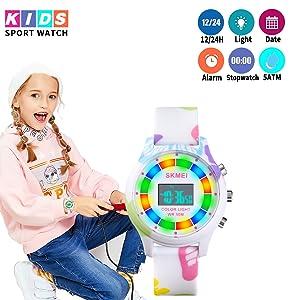 Kids Sport Watch