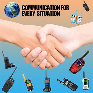 retevis walkie talkies