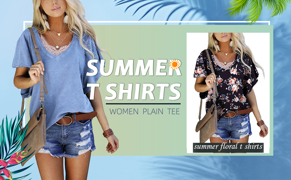 women summer tops