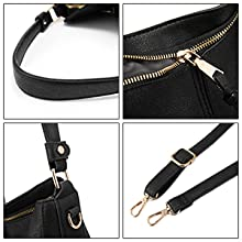 black purses for women