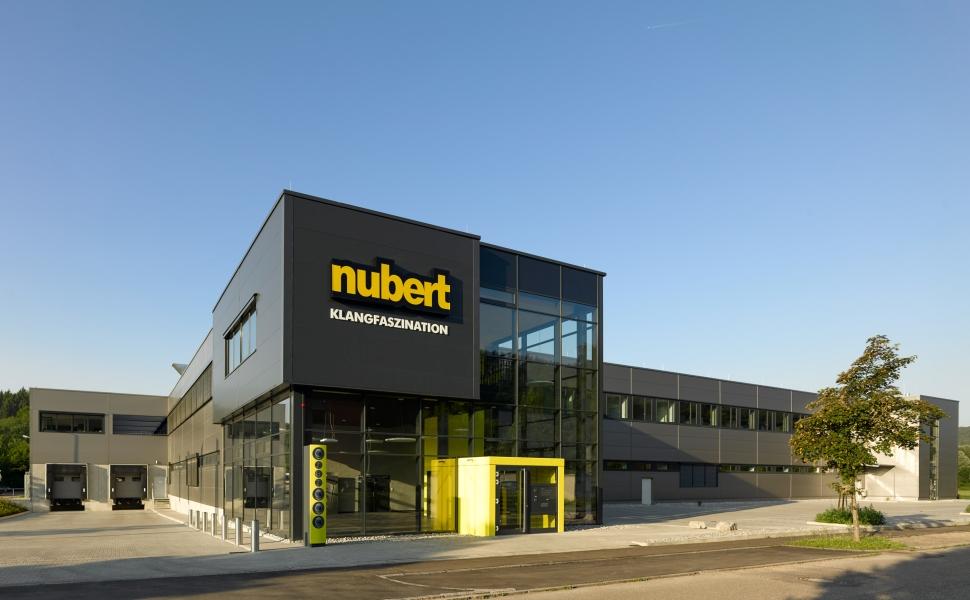 Nubert Entwicklungs- und Logistikzentrum