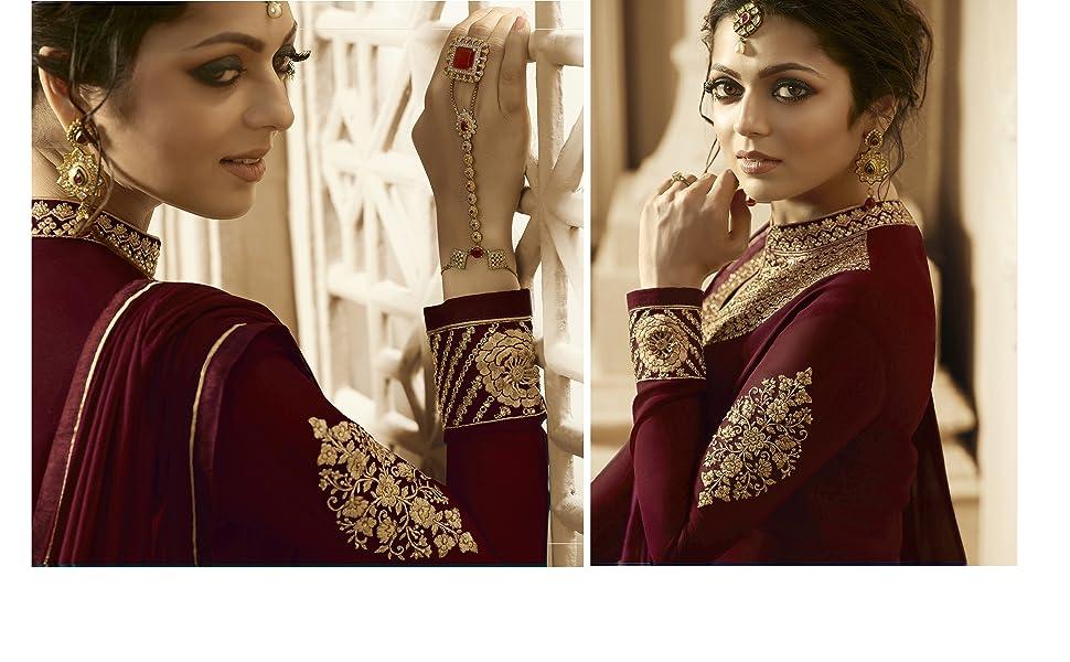latest kurti for women 2020 stylish party wear
