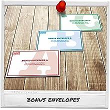 evidence envelopes for solving a cold case bonus envelopes