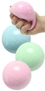 3 stress balls