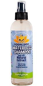 waterless lemongrass