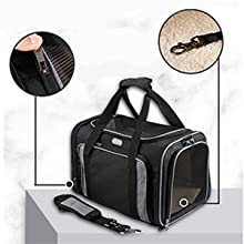 puppy carrier, airline approved dog carrier