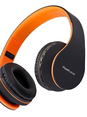 HD Stereo Audio wireless headphones over ear super soft protein foam earmuffs built in microphone