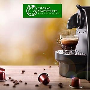 CAFES GUILIS DESDE 1928 AMANTES DEL CAFE Cápsulas Compostables ...