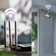 Enhanced Wi-Fi Signal for Stable Connection
