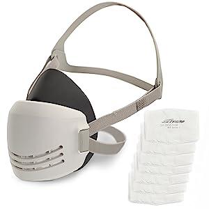 paint masks for paint fumes sanding mask 3m dust mask spray paint mask reusable resperator masks