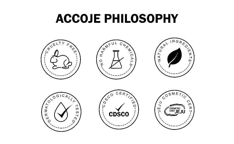 Accoje Philosophy, Accoje