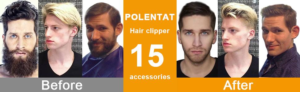polentat hair trimmer