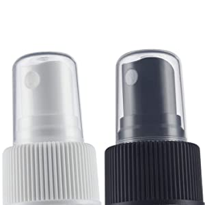 Fine Mist Spray Closures for Bottles