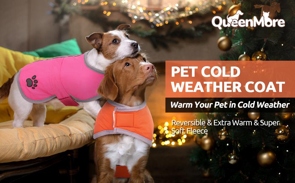 pet cold weather coat