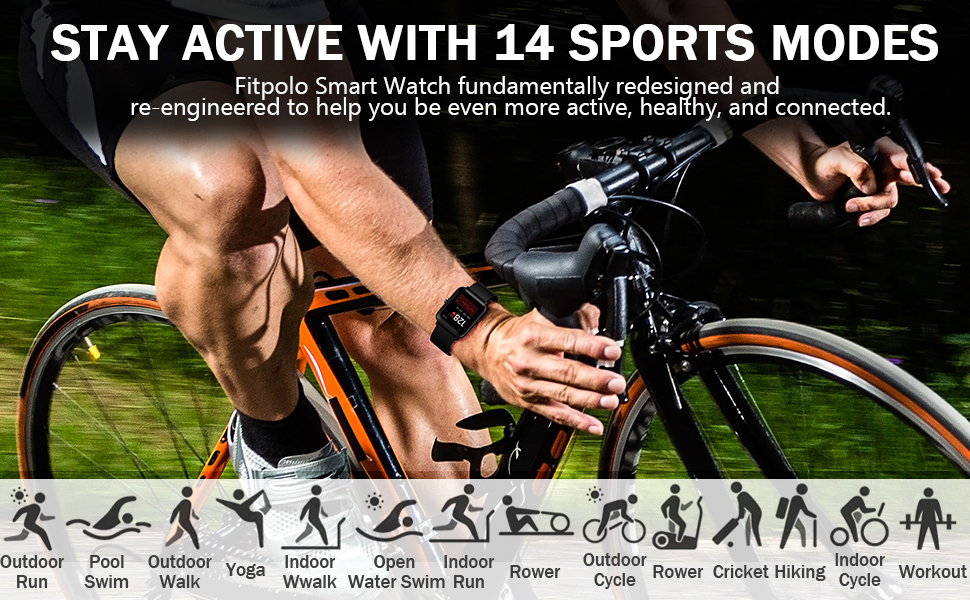 fitness tracker watches sports for women men
