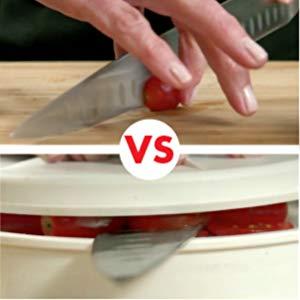 easy mandolin fruit base blades veggie salad grip onion speed grater clean slide cutter food chopper