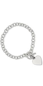 Jewelryweb 925 Sterling Silver Girls Small Unicorn Flower Locket Necklace