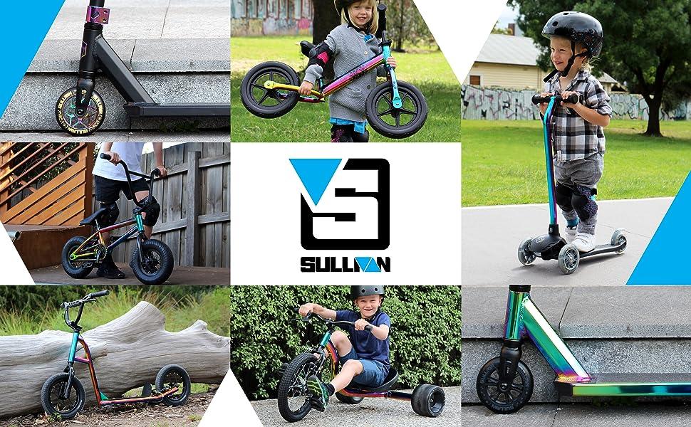 sullivan balance bike
