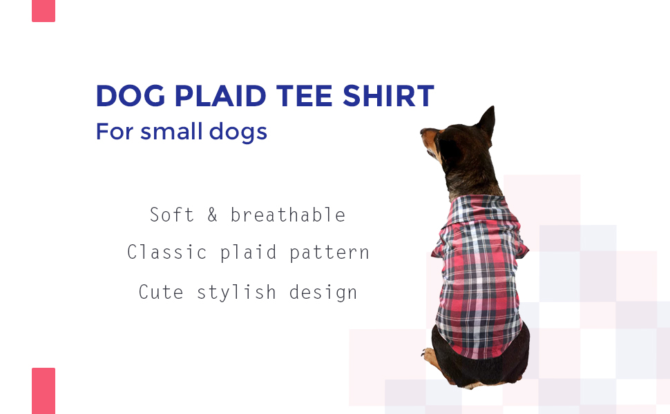 small dog tee shirts
