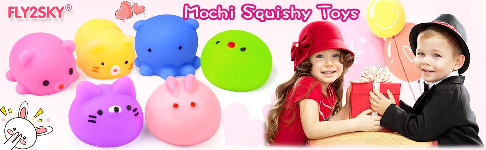 Mochi Squishy Toys