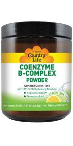 coenzyme b complex powder