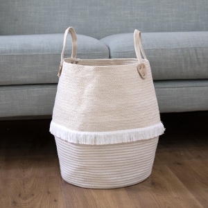 laundry room basket