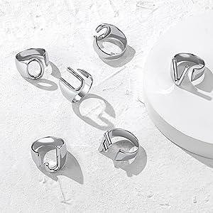 Initials Rings