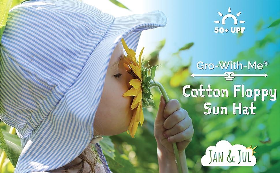 sun hat, Jan amp; Jul, Twinklebelle, protection, UV, UPF 50+, floppy, boys, girls, baby, toddler, kids