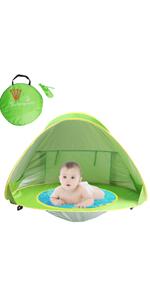 baby pool tent
