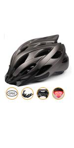 ロードバイク ヘルメット