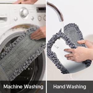 wet mop refills dust mop