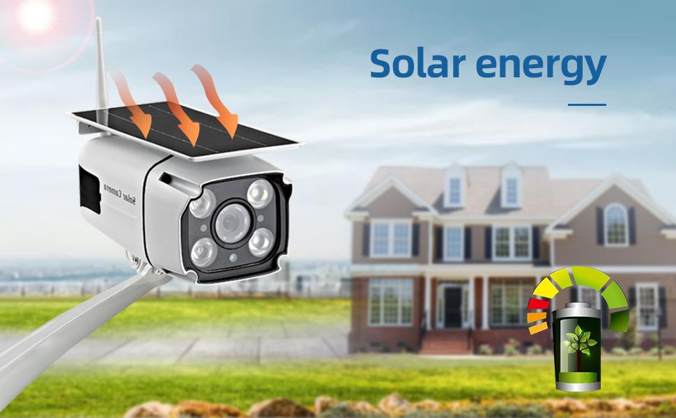 güneş kamerası