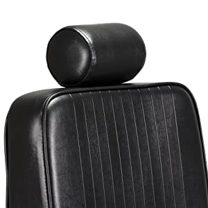 Lincoln Barber Chair Thick Cushion Backrest