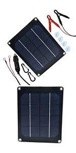5 watt solar battery maintainer