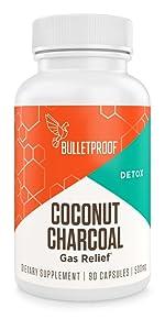 Bulletproof better disgestion stomach ache relief heartburn gas relief supplement wellness