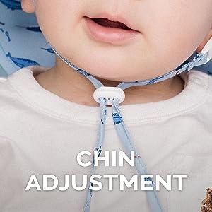 chin adjustment, kids, toddler, baby, sun hat, Jan amp; Jul