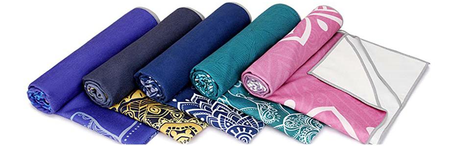 Towel Yoga