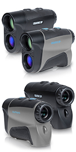 rangefinder for hunting and golf