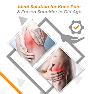 Use for Knee Pain or Frozen Shoulder