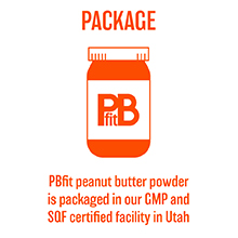 pbfit peanut butter powder peanut butter betterbody foods