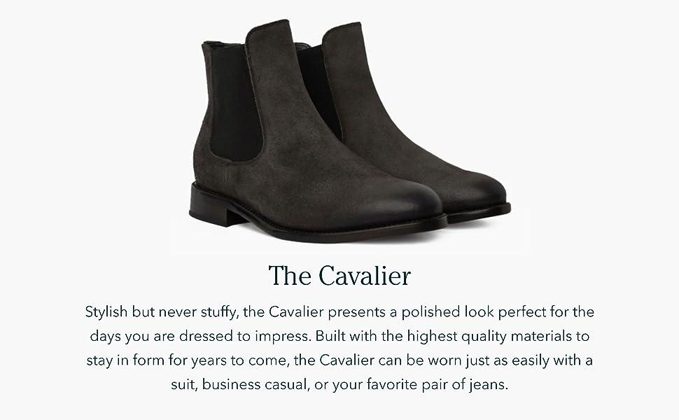 Thursday Boot Company Cavalier Men's Chelsea Boot