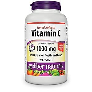 webber naturals vitamin c 1000 mg for immune health