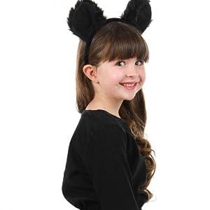 black bear ears
