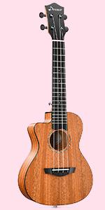 electro acoustic ukele