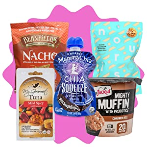 Box Assortment - Snacks