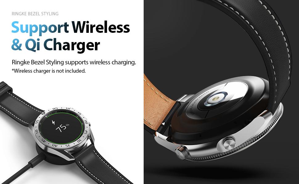 Ringke Bezel Styling for Galaxy Watch 3 45mm Bezel Ring