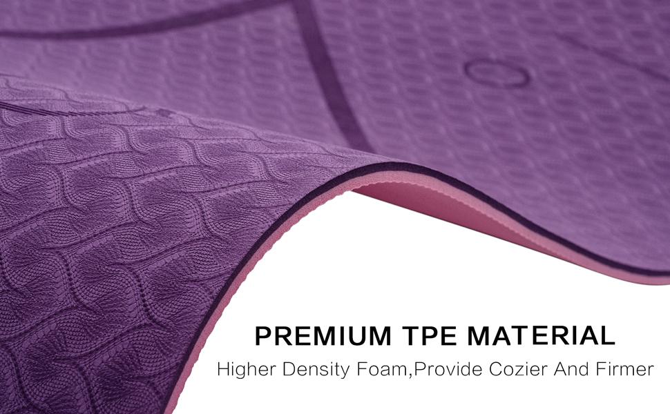 Premium TPE material